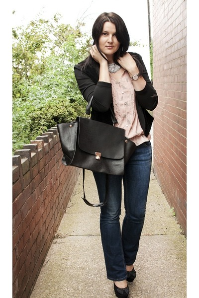 OASAP bag - next jeans - NEX blouse