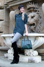 Black-house-of-harlow-boots-heather-gray-gas-jeans