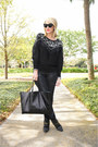 Black-nine-west-boots-black-levis-jeans-black-vintage-sweater