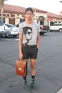 Gray-heritage-1981-t-shirt-blue-target-socks-green-oxfords-shoes-brown-bre