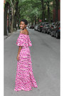 Bubble-gum-tracy-reese-dress