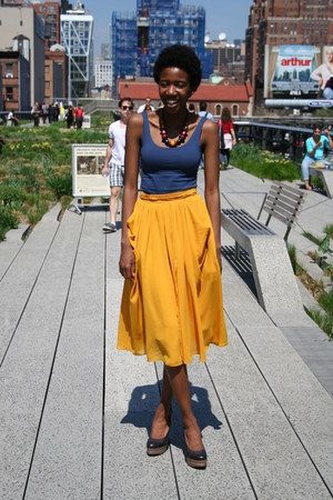 H&M dress - H&M skirt