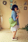 Lime-green-local-boutique-bag-beige-miss-whatever-shoes