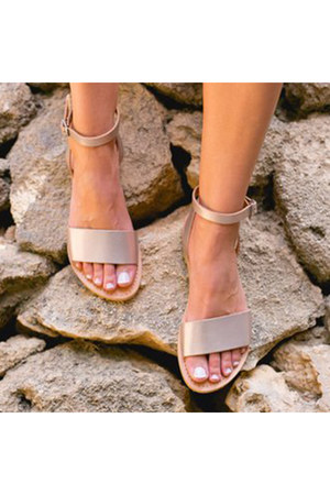 flat sandals Berrylook sandals