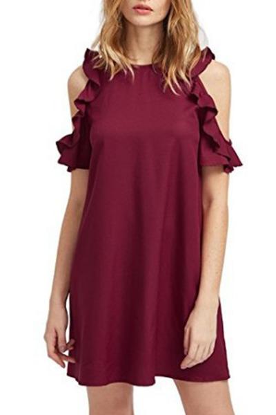 shift dresses Berrylook dress