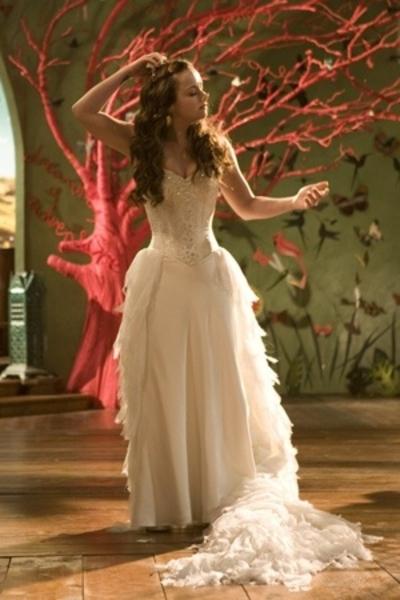 coco rocha wedding dress. Coco Rocha#39;s wedding dress