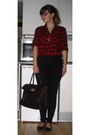 Ruby-red-gina-tricot-shirt-black-gina-tricot-jeans-black-topshop-shoes-dar