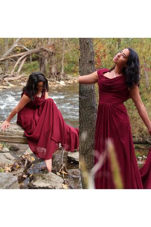 DresseStylist dress - brick red DresseStylist dress