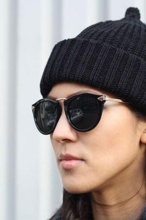 Bird on a wire sunglasses