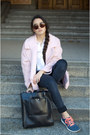 Free-run-50-nike-shoes-baby-pink-river-island-coat-dark-grey-h-m-jeans