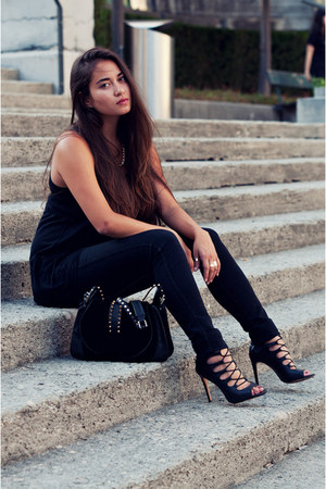 sandals Zara heels - 31 Phillip Lim bag