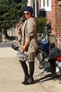 Black-buckle-booties-report-boots-yellow-asoscom-dress