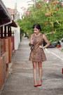 Brown-dress