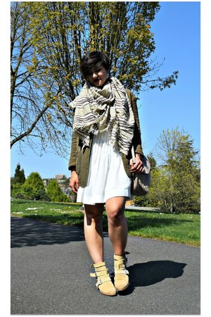 striped scarf scarf