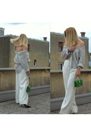 green Valentino bag