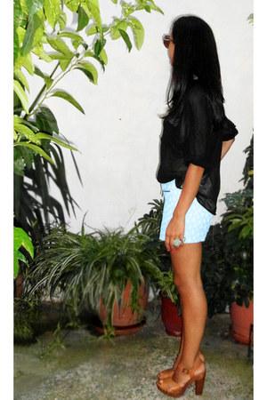 Zara shorts - pull&bear shirt