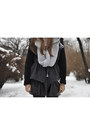 Heather-gray-sh-jacket-black-czasnabutypl-boots