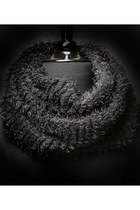 black Blue Vanilla scarf