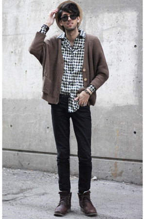 houndstooth GypsySale shirt