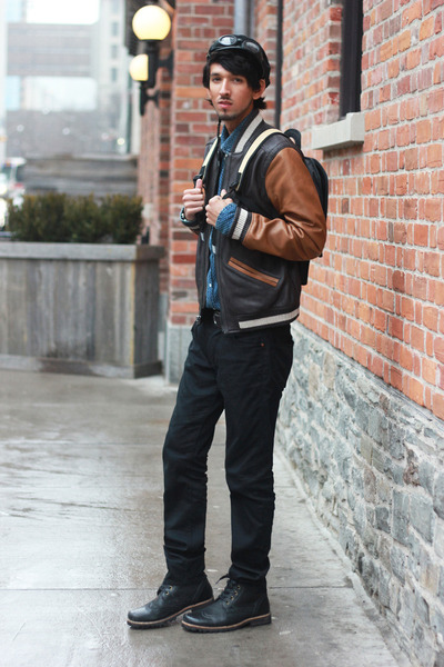 What To Wear With Baseball Jacket - JacketIn
