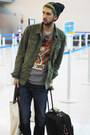 Navy-jeans-big-star-usa-jeans-dark-green-jacket-jacket-jacket