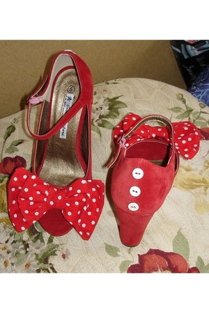 dolly shoes BOBU heels