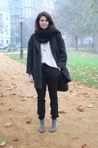 Isabel Marant boots - Isabel Marant coat - Alexander Wang bag