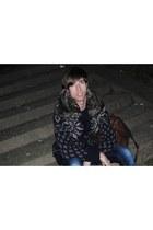 pull&bear jeans - Zara jacket - Zara bag