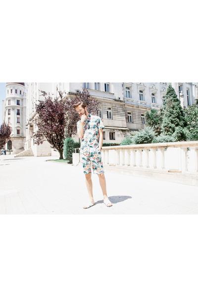 H&M shirt - H&M shorts