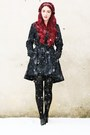 Lace-up-topshop-boots-lace-trench-topshop-coat
