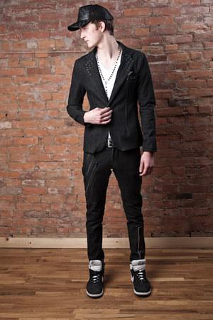 blue Jason Meyers jeans - blue Jason Meyers blazer
