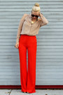 Equipment-top-zara-pants