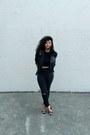 Black-zara-jeans-black-cropped-nasty-gal-jacket-black-crop-top-h-m-shirt