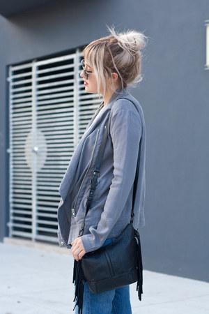 drape Le Tote jacket
