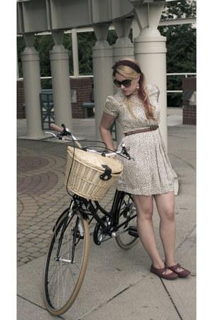 UrbanOG shoes - thrifted dress