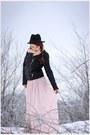 H-m-hat-zara-jacket-chicwish-skirt