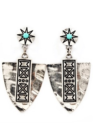 Byrd Holland- Byrd Memento earrings