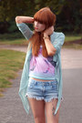 Sky-blue-zara-shorts-aquamarine-sheinside-blouse-aquamarine-nelly-heels