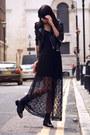 Black-zara-dress-black-nasty-gal-jacket-black-diane-von-furstenberg-bag