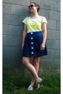 Mac-n-jac-sunglasses-aldo-sandals-gap-t-shirt-boutique-onze-skirt