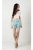 vanilla mood shorts