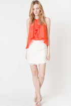 lace skirt ClubCouture skirt