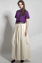 beige ClubCouture skirt