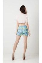 Vanilla Mood Shorts