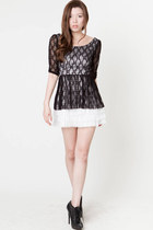 ClubCouture shoes - tara lace dress ClubCouture dress