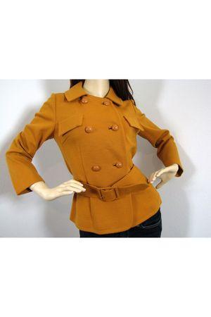 orange Hanbury LTD jacket