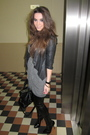 Gray-buy-at-wwwqueenswardrobecom-dress-black-warehouse-jacket-black-topshop-