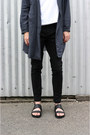 Trench-kbf-jacket-drop-crotch-izzue-pants-drop-back-asos-t-shirt