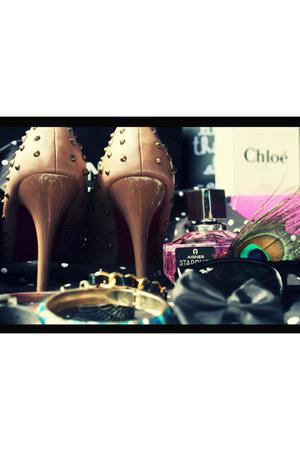 Amante heels shoes