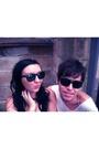 Black-rayban-sunglasses